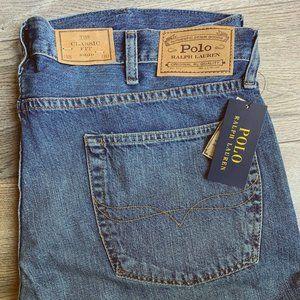 Polo Ralph Lauren 38 x 30 Classic Fit Jeans